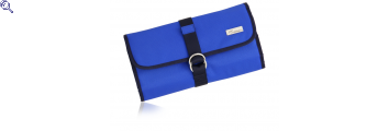 instruments roll case - blue colour