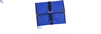 instruments case - blue colour